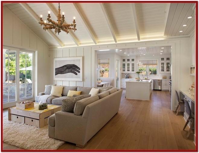 Modern Farm House Living Rooms