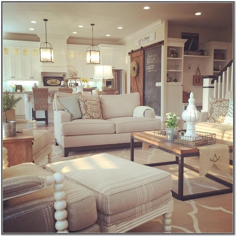 Modern Farmouse Living Room Decor Ideas