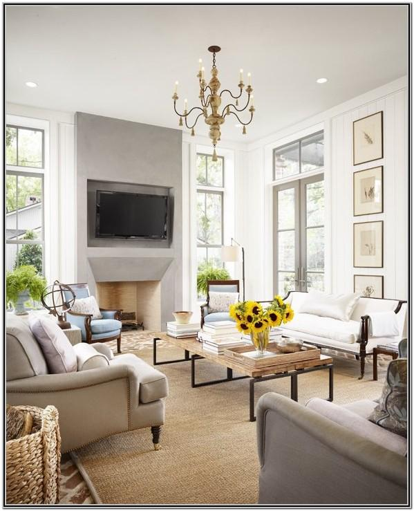 Modern French Living Room Decor Ideas