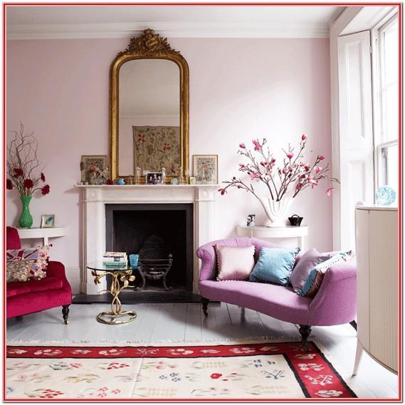 Modern Girly Living Room Ideas
