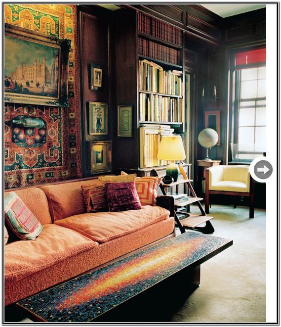Modern Global Living Room Decor Ideas