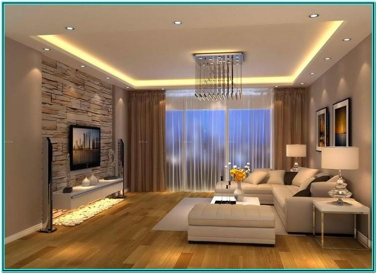 Modern Home Living Room Decoration