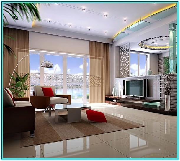 Modern Home Living Room Design