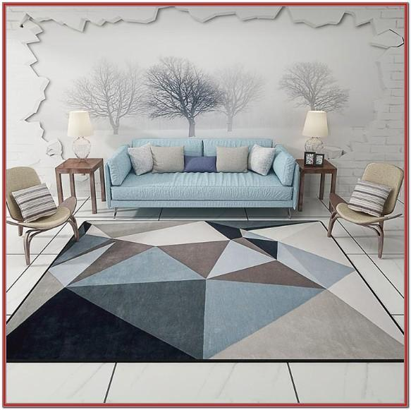 Modern Large Living Room Rugs