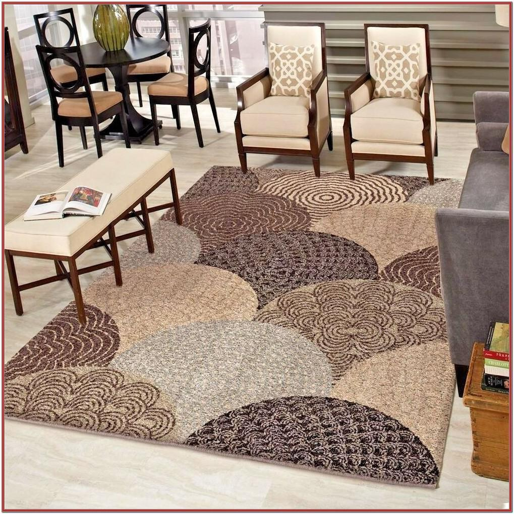 Modern Living Room Area Rugs