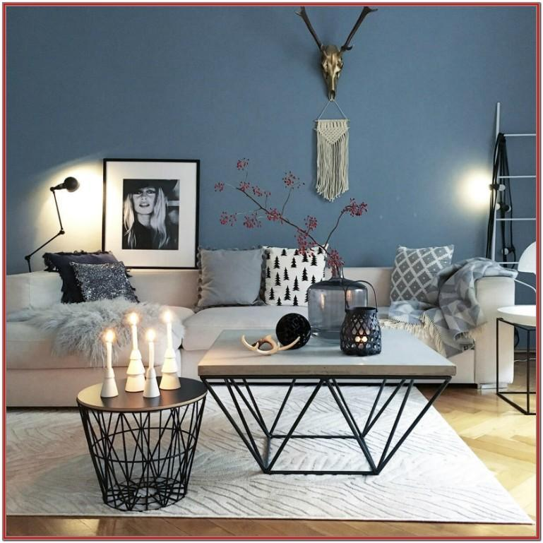 Modern Living Room Table Centerpieces