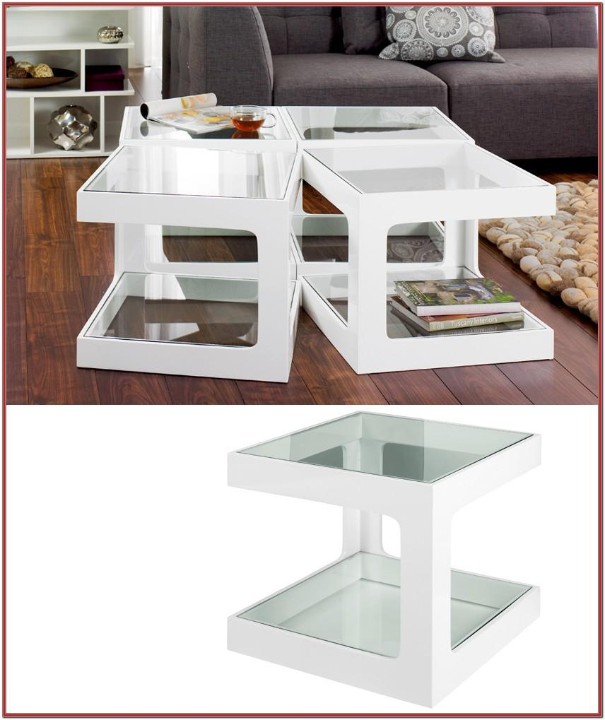 Modern Living Room Table Design