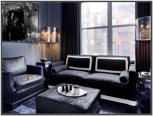 Modern Masculine Living Room Ideas