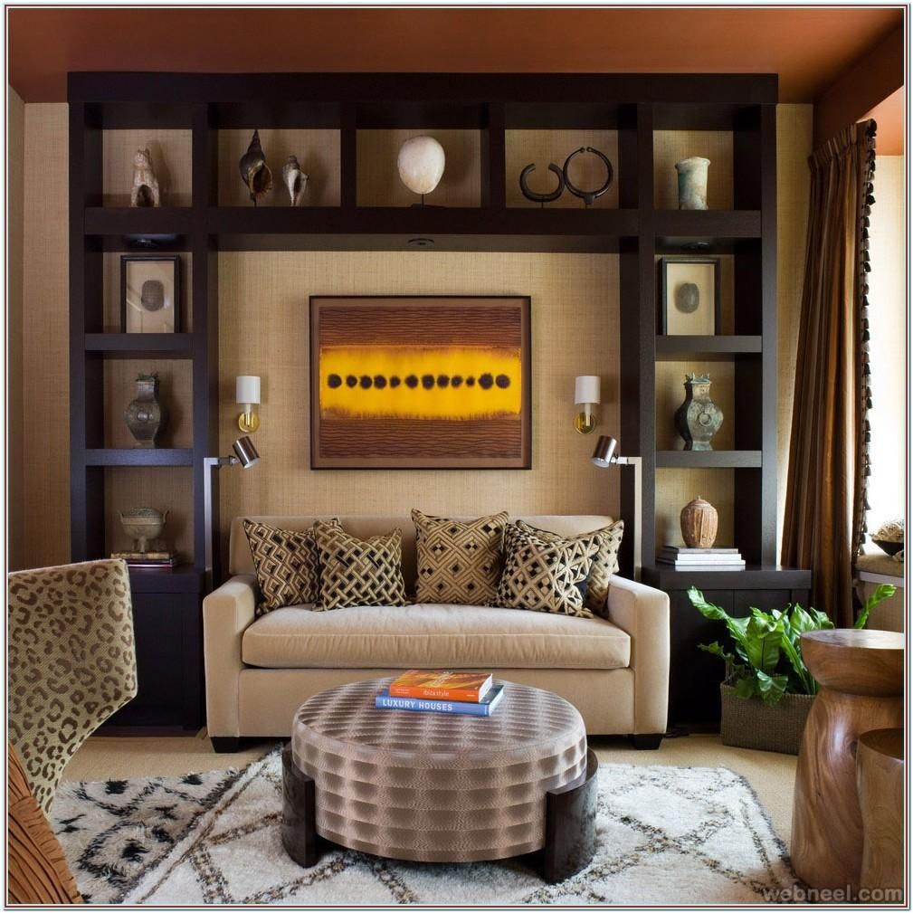 Modern Wall Decor Ideas For Living Room
