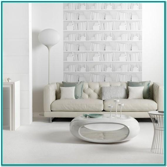 Modern White Furniture Living Room Ideas