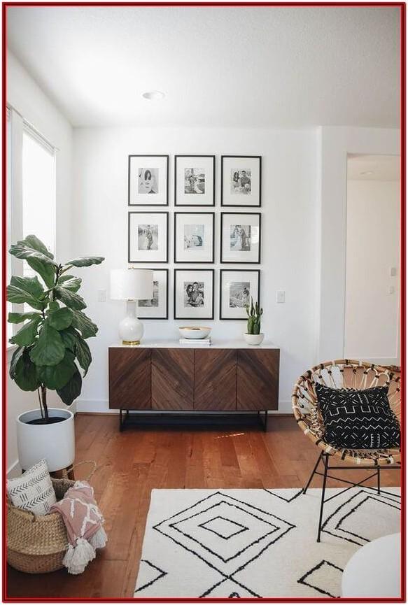 Pinterest Gallery Wall Ideas Living Room