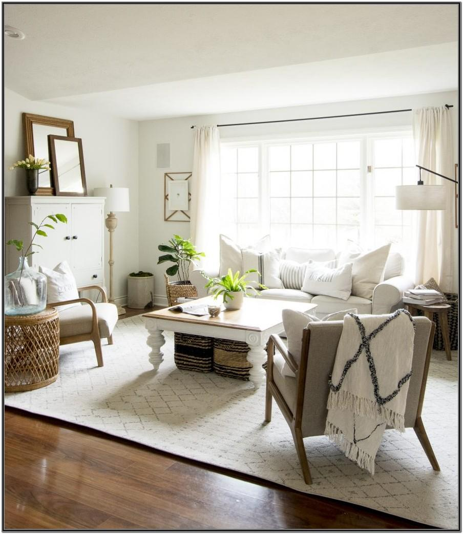 Pinterest Modern Farmhouse Living Room
