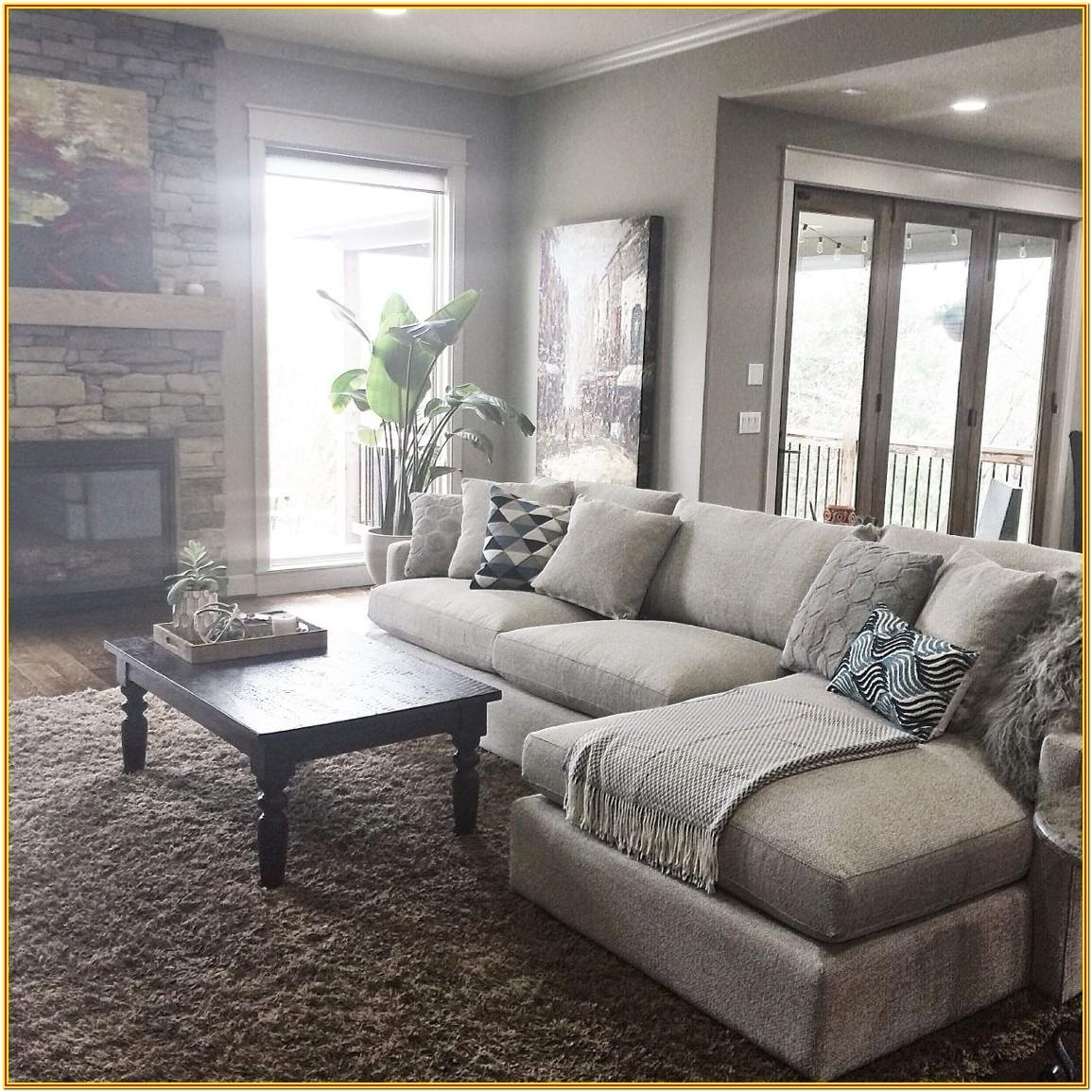 Pottery Barn Small Living Room Ideas