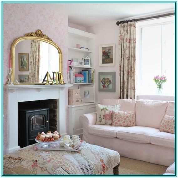Pretty Living Room Decorating Ideas