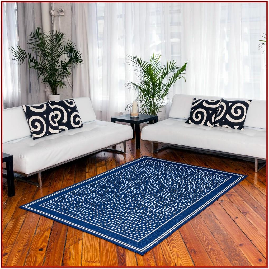 Royal Blue Rugs For Living Room