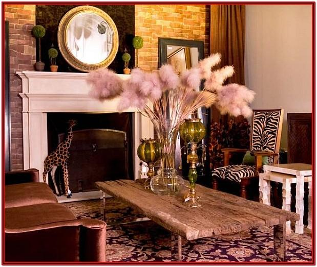 Safari Themed Safari Living Room Decor