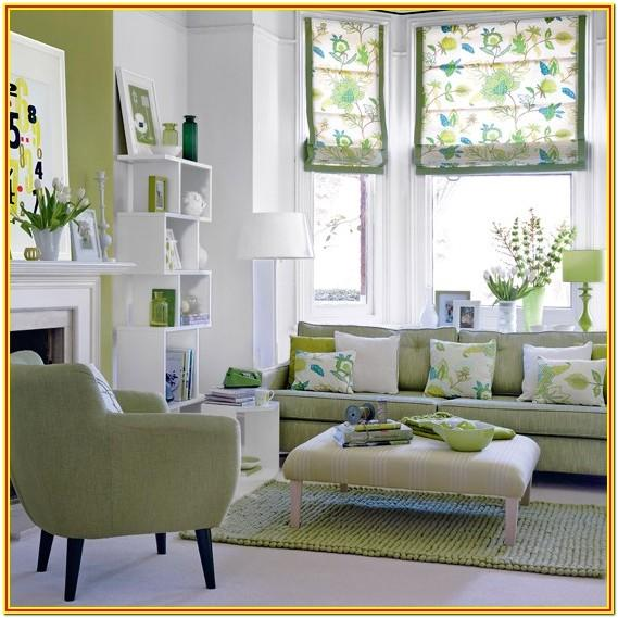 Seafoam Green Mint Green Living Room