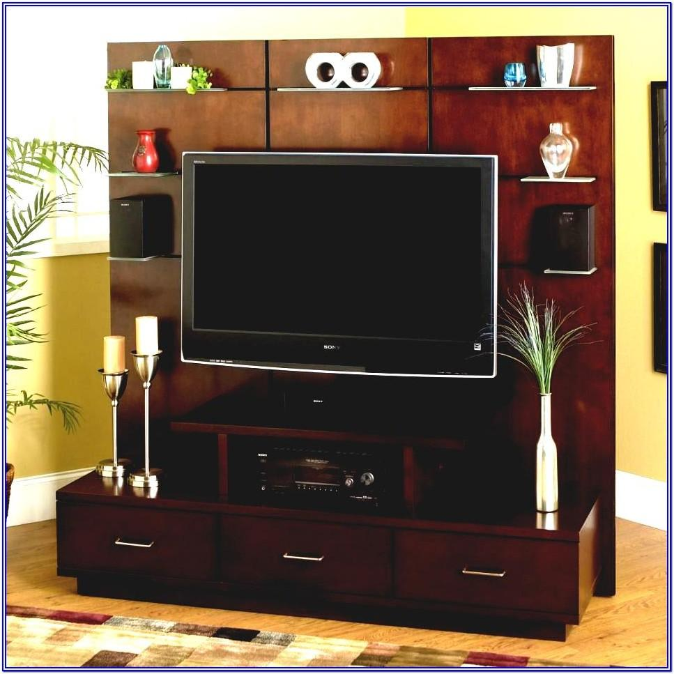 Simple Cabinet Design For Living Room