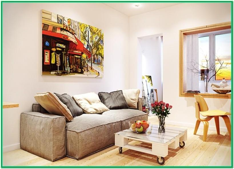 Simple Living Room Design For Small Space