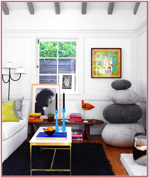Small Colorful Living Room Decor