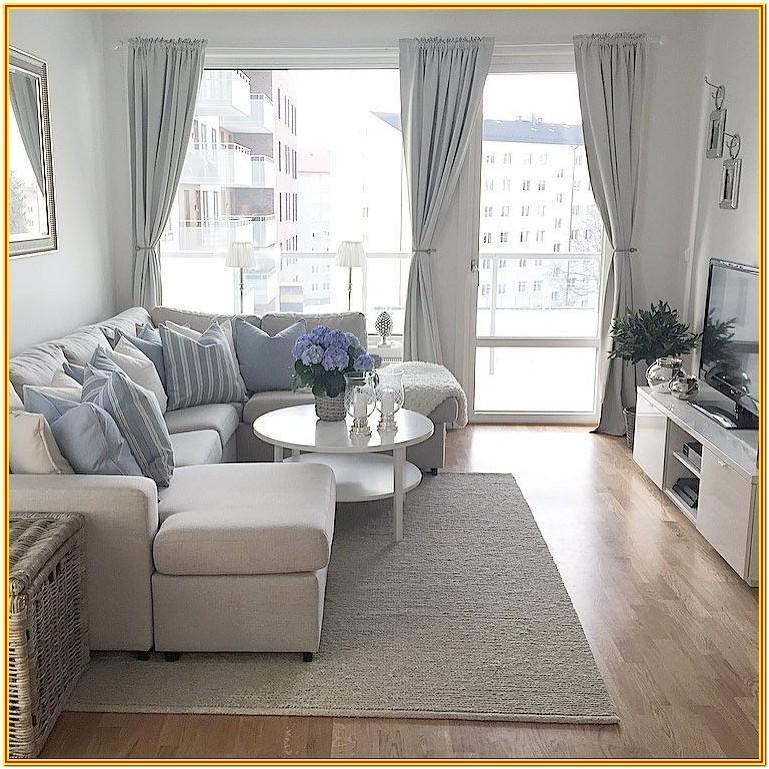 Small Cozy Living Room Apartment