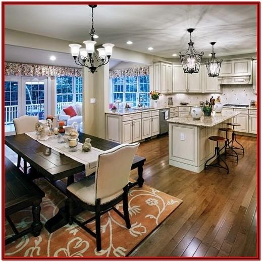 Small Kitchen Living Room Combo Floor Plans
