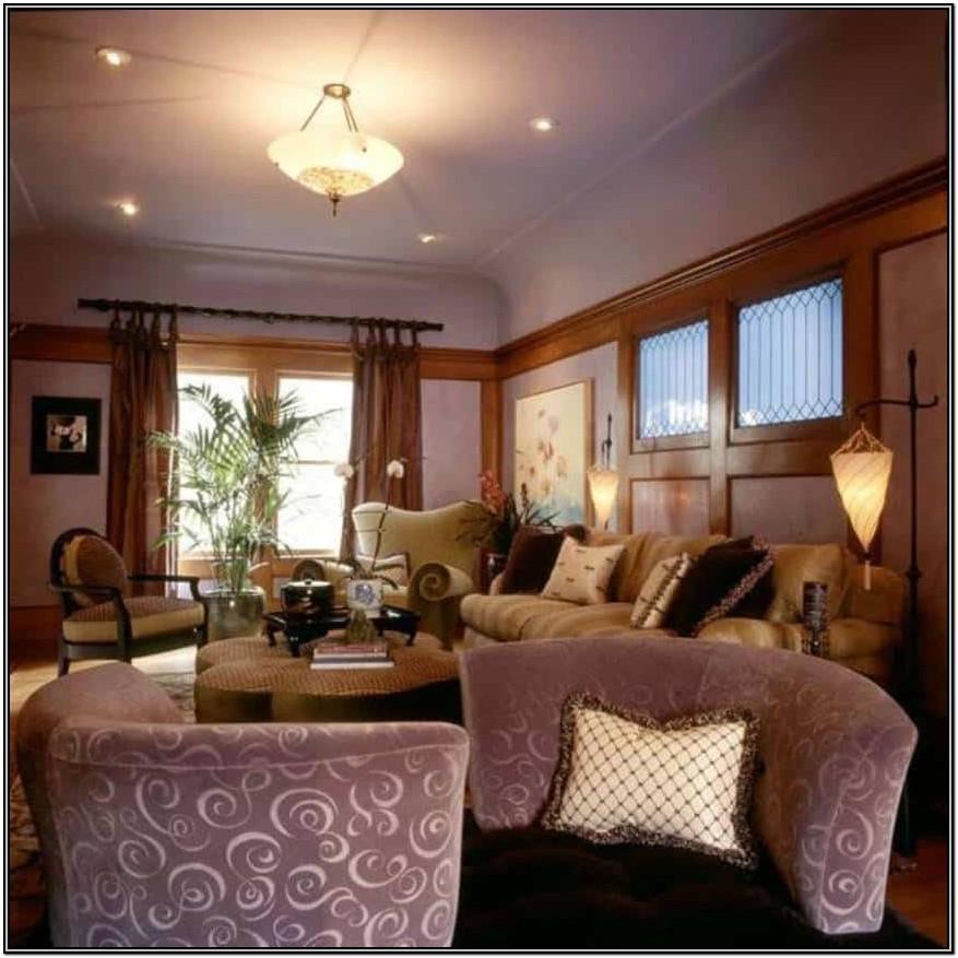 Small Living Room Ceiling Lighting Ideas