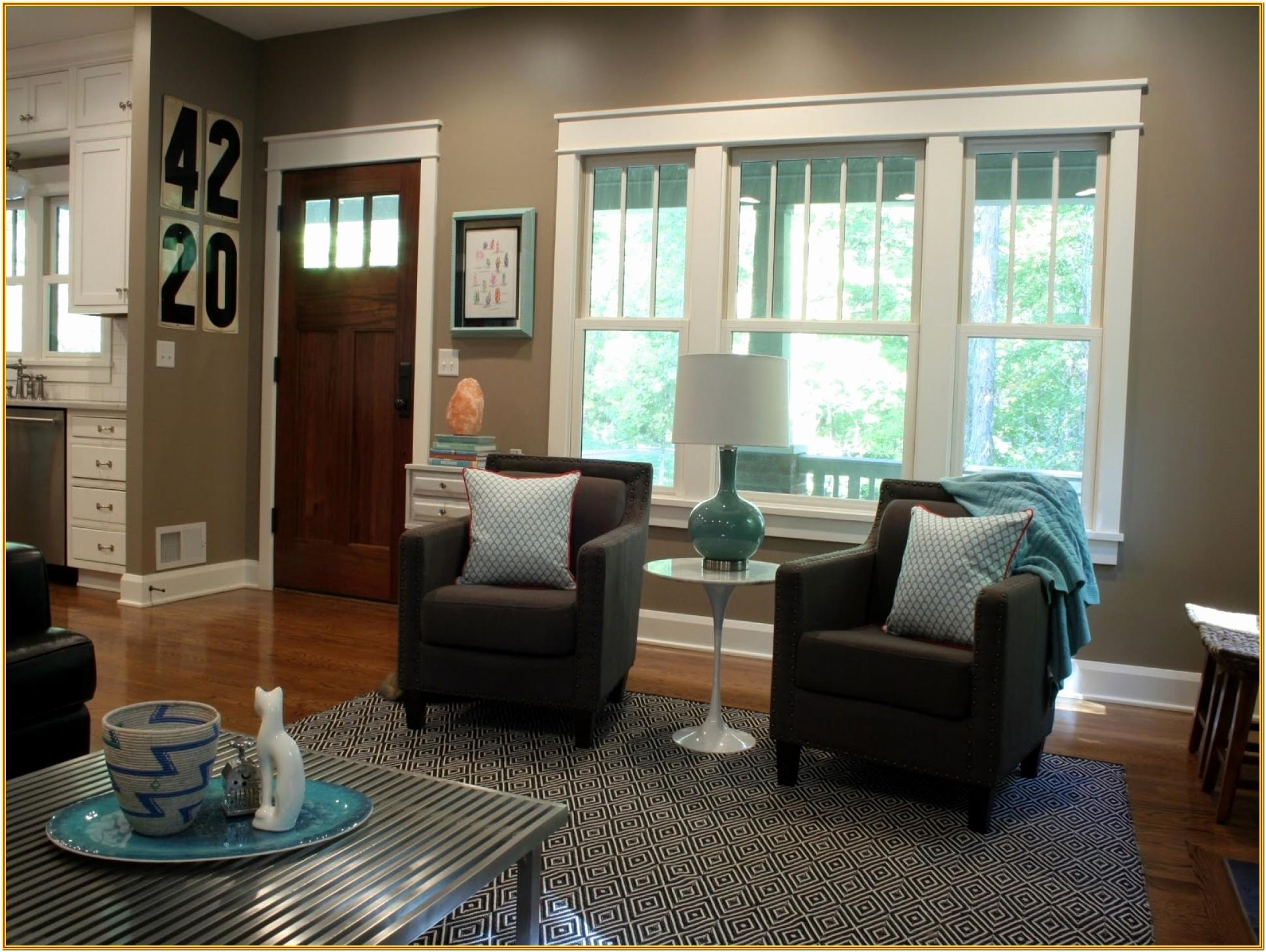Small Long Rectangular Living Room Layout