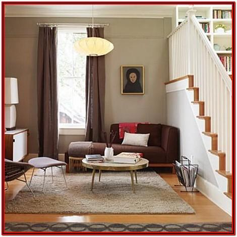 Small Space Living Room Design With Stairs