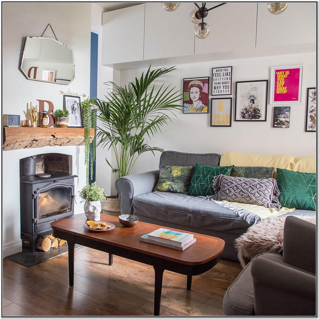 Small Space Living Room Inspiration