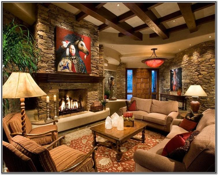 Small Western Living Room Ideas
