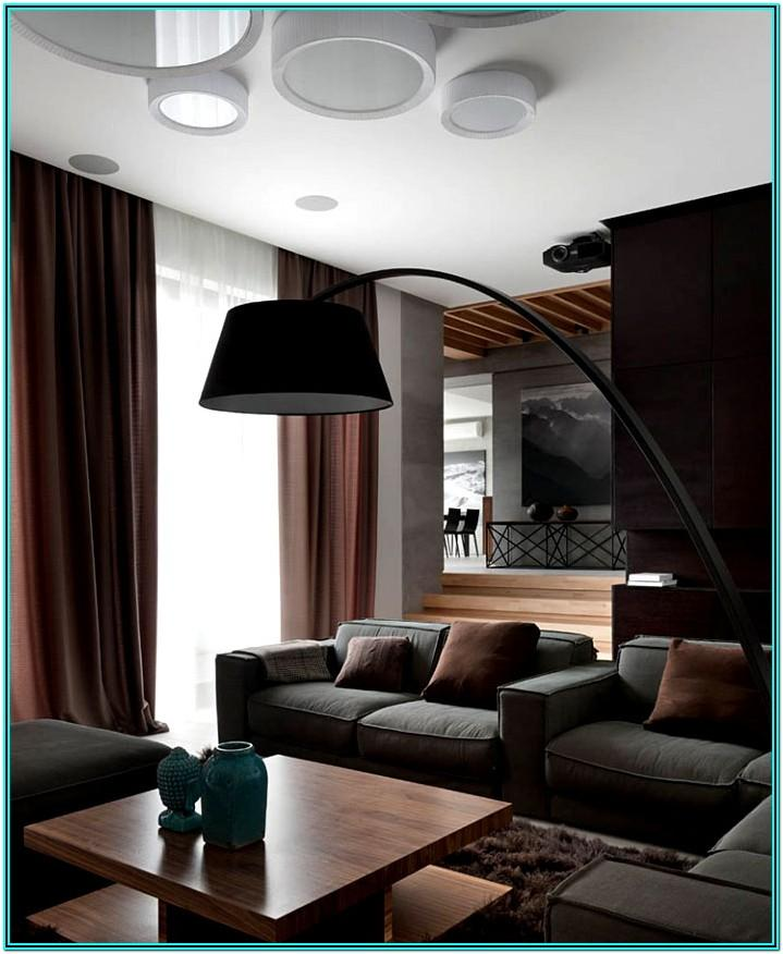 Sophisticated Modern Trendy Living Room Decor