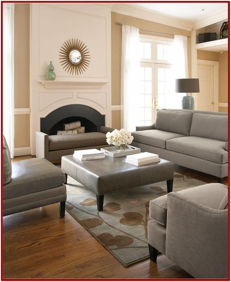 Tan Walls Living Room Ideas