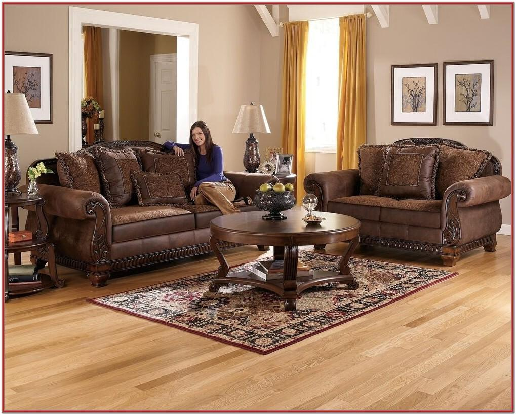 Traditional Ashley Furniture Living Room Sets