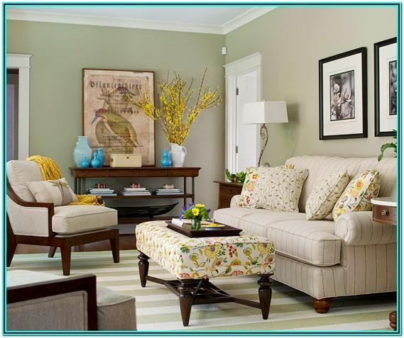 Traditional Living Room Wall Decorations Ideas