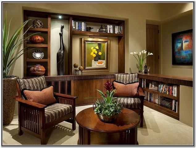 Tropical Living Room Decor Ideas