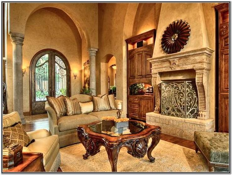 Tuscan Style Living Room Paint Colors