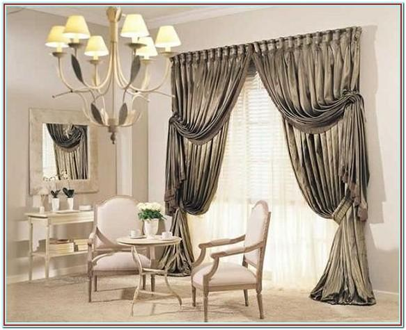 Unique Curtains For Living Room