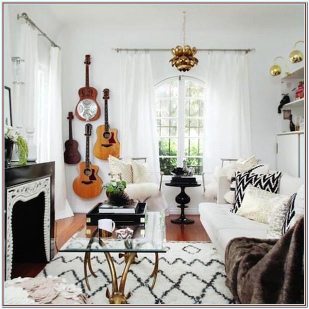 Unique Designer Curtains For Living Room
