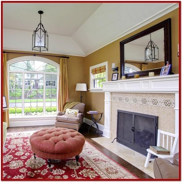Warm Earth Tone Paint Colors For Living Room