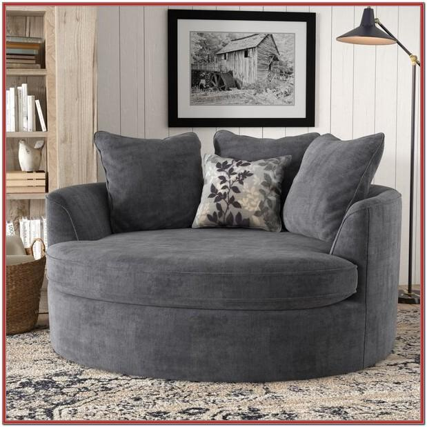 Wayfair Living Room Chairs With Ottoman