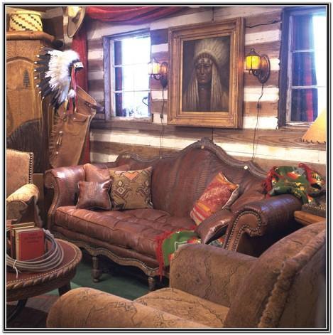 Western Style Living Room Ideas