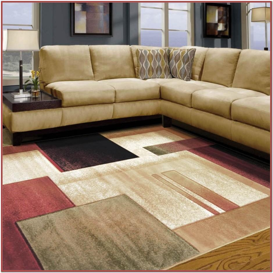 What Size Area Rug For Living Room With Sectional