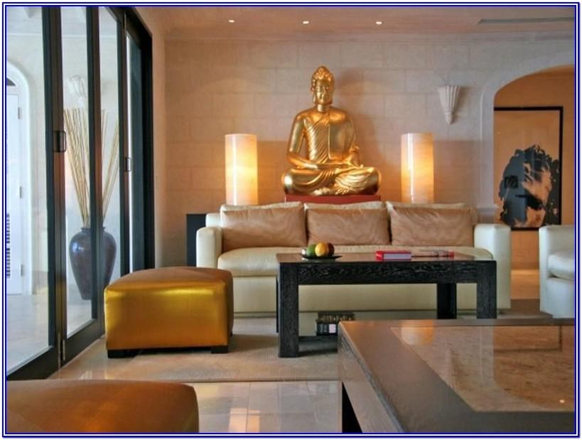 Zen Living Room Design Ideas