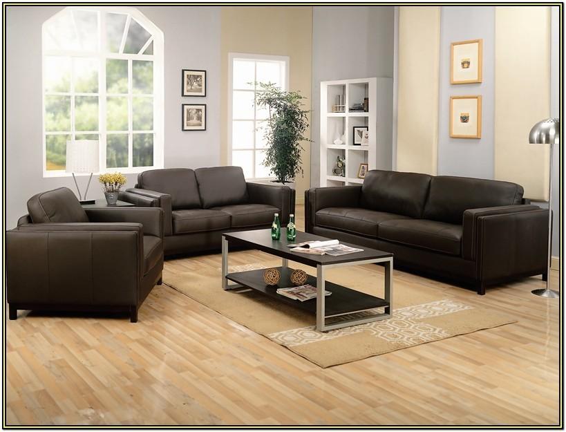 100 Leather Living Room Sets