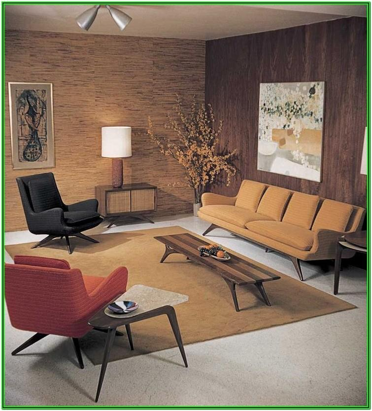 1950s Style Living Room Furniture