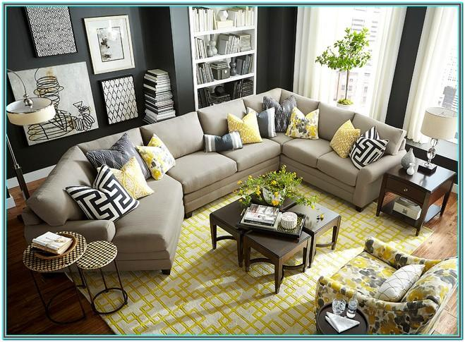2 Couch Living Room Ideas