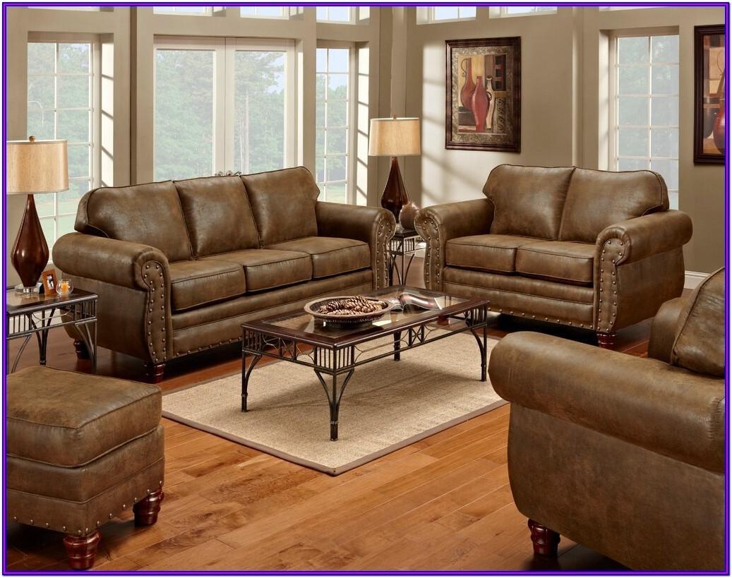 2 Piece Living Room Furniture Sets