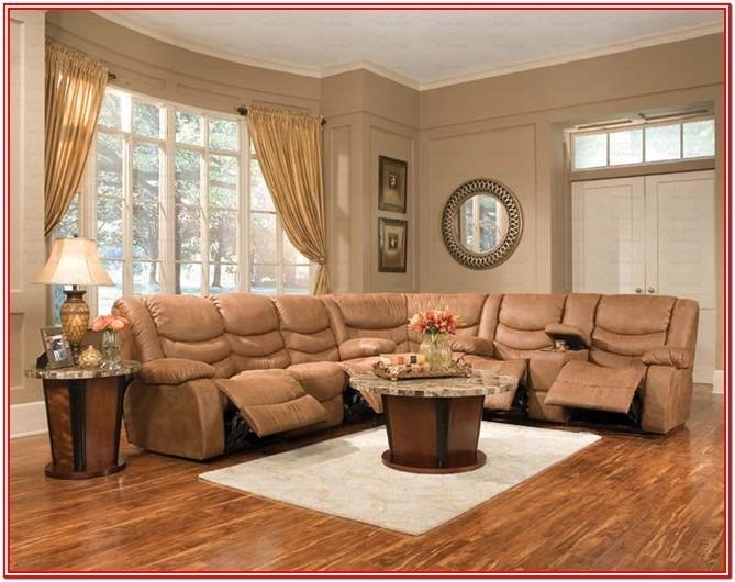 3 Piece Microfiber Living Room Set