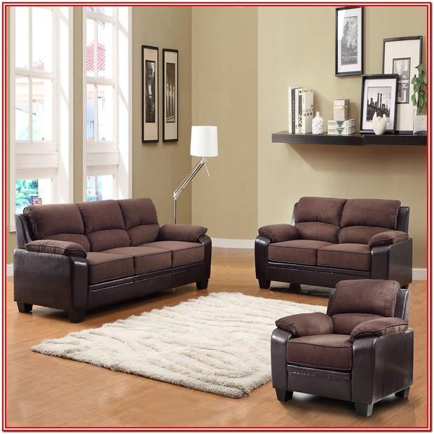 3 Piece Olsberg Sectional Living Room Collection